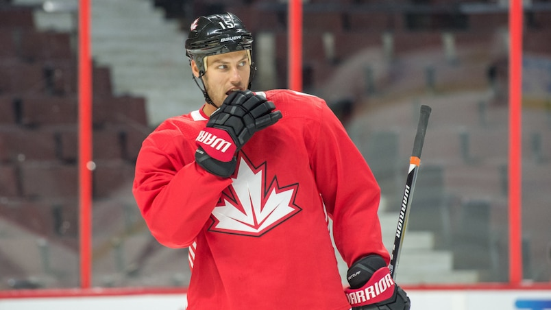 Equipe de Hockey du Canada à Ottawa