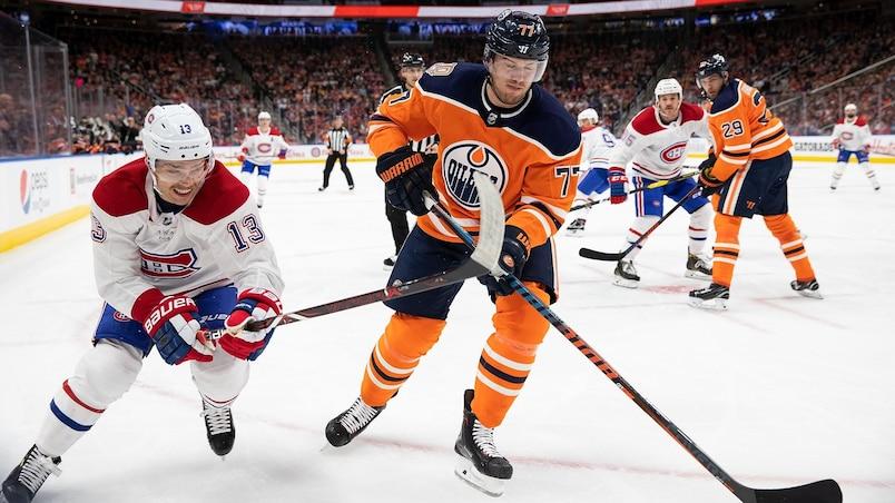 Aux 4 coins de la LNH: lourde perte pour les Oilers