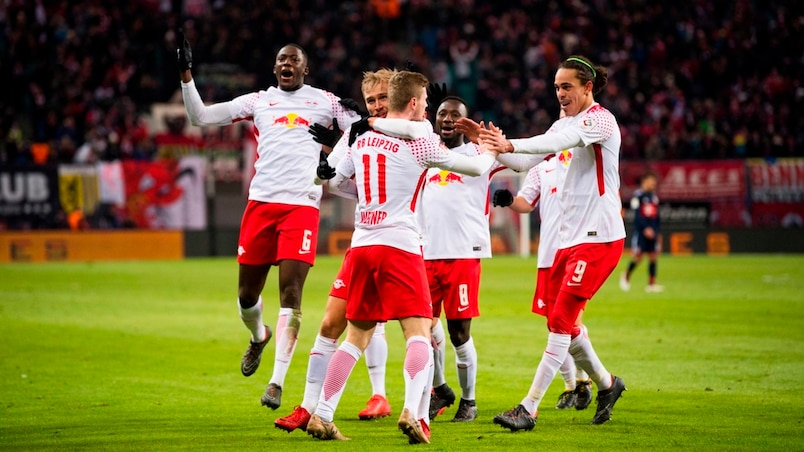 Leipzig renverse le Bayern