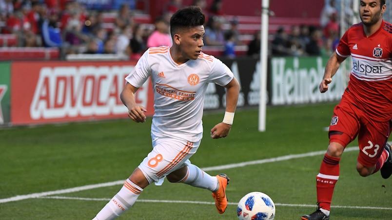 MLS 360 : Atlanta passe devant, le NYC FC trébuche