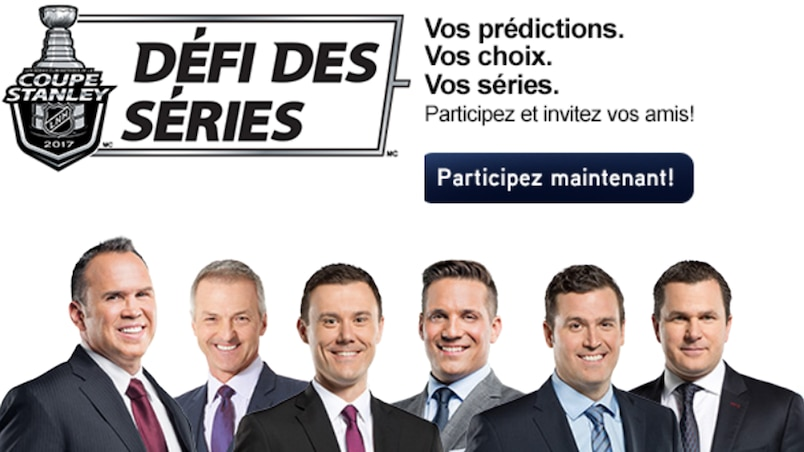 Les prédictions des experts de TVA Sports