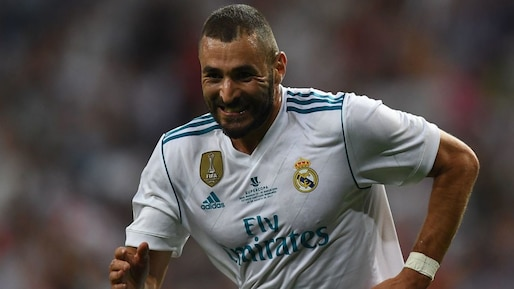 Real Madrid: Karim Benzema prolonge jusqu'en 2021