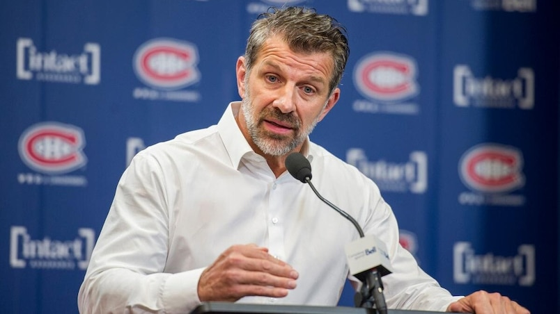 Un message subtil à Marc Bergevin