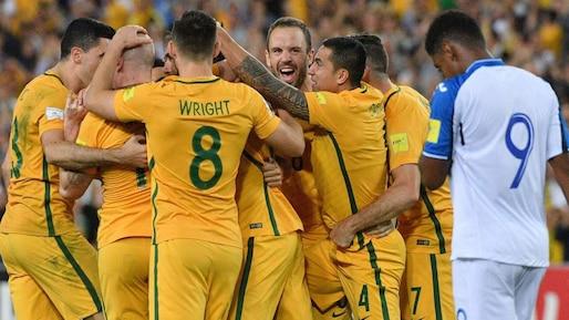 Mondial 2018: l'Australie se qualifie