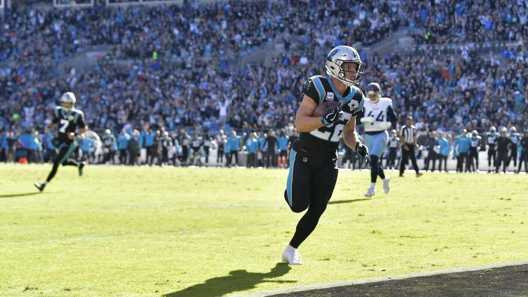 Tennessee Titans v�Carolina Panthers