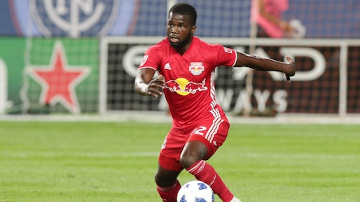 Les Red Bulls récompensent Kemar Lawrence