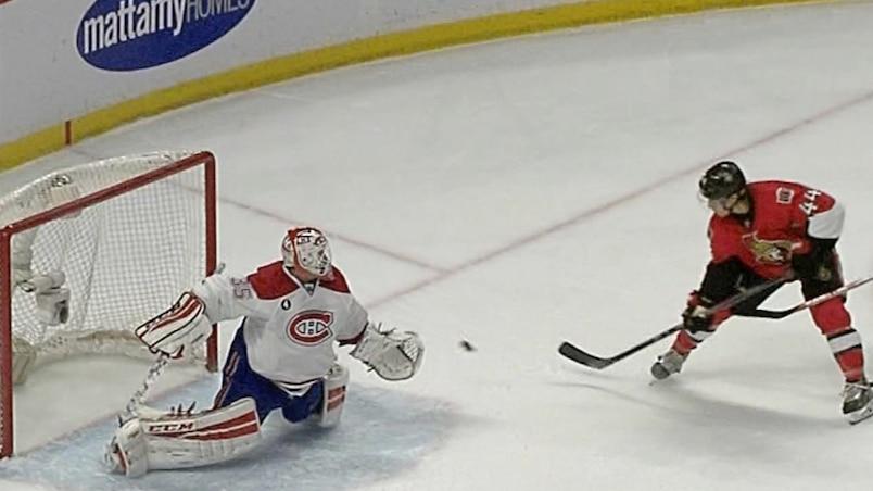 Pageau a le numéro des Canadiens
