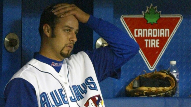 L'ancien des Blue Jays Esteban Loaiza plaide coupable