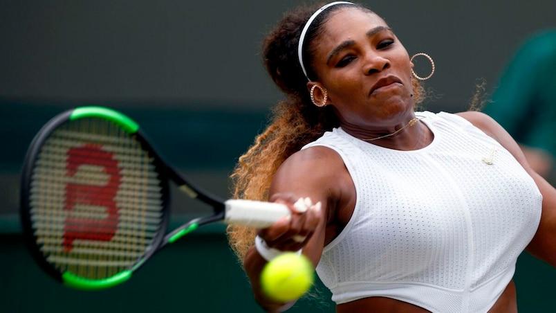 Wimbledon: Williams, Federer, Nadal, sans problème