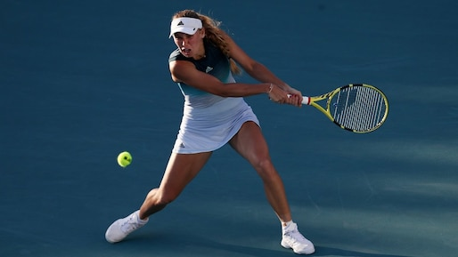 Keys rejoint Wozniacki en finale à Charleston