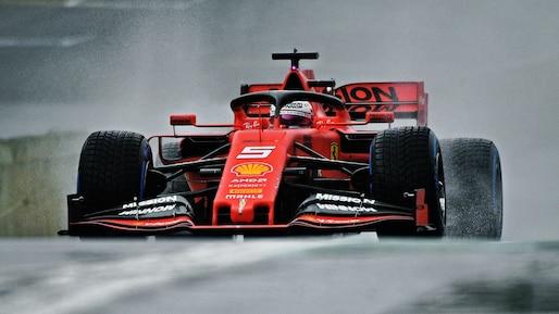 Brésil: Vettel domine les essais, Stroll pique du nez