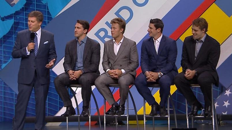 Plusieurs vedettes seront à la Coupe du monde