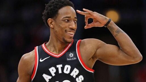 Les Raptors se sauvent avec la victoire au quatrième quart