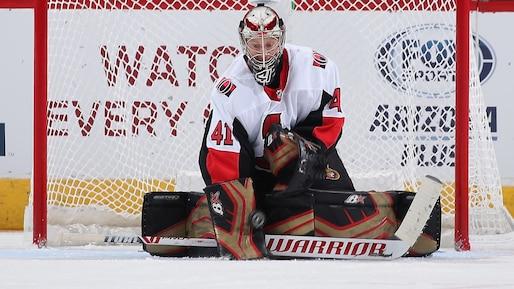 Craig Anderson tentera de frustrer le Canadien
