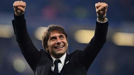 Antonio Conte prolonge de deux ans son contrat avec Chelsea
