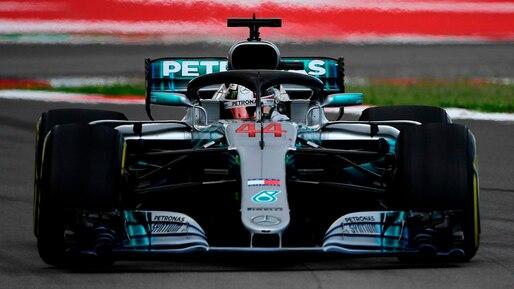 Une promenade du dimanche pour Lewis Hamilton; Lance Stroll 11e