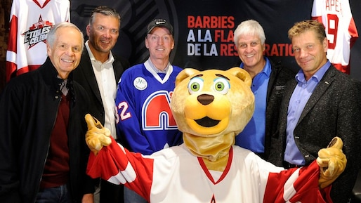 Des anciens Nordiques réunis pour une bonne cause
