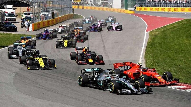F1: le GP du Canada en ouverture de saison?