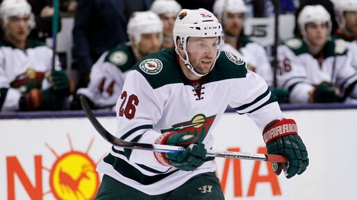 NHL: Minnesota Wild at Toronto Maple Leafs