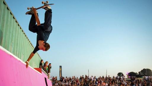 Le plus gros événement de sports extrêmes au pays, c'est ce week-end!