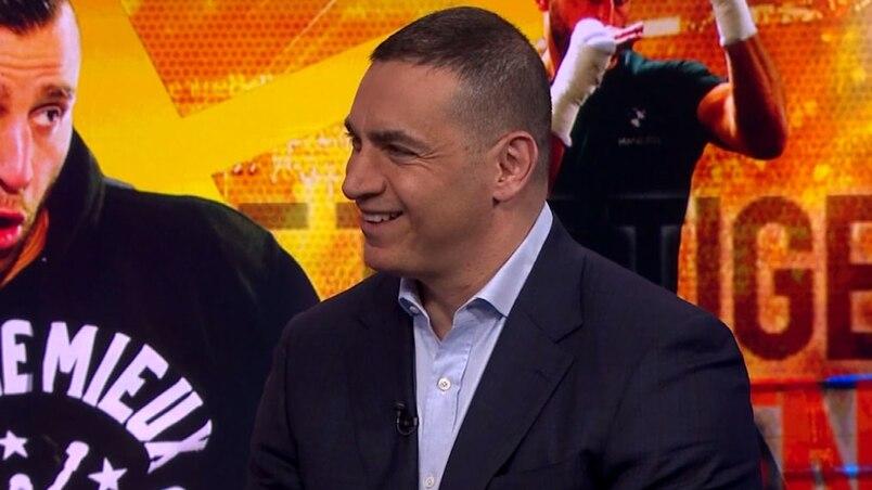 Camille Estephan espère un duel entre David Lemieux et Miguel Cotto