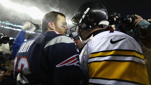 SPO-FBN-AFC-CHAMPIONSHIP---PITTSBURGH-STEELERS-V-NEW-ENGLAND-PAT