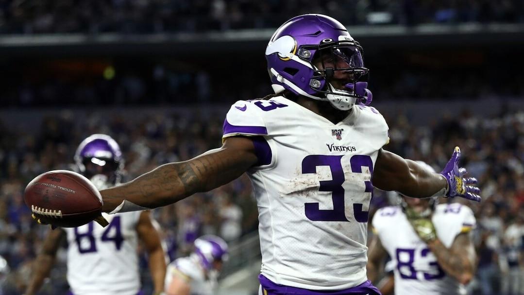 Minnesota Vikings v�Dallas Cowboys