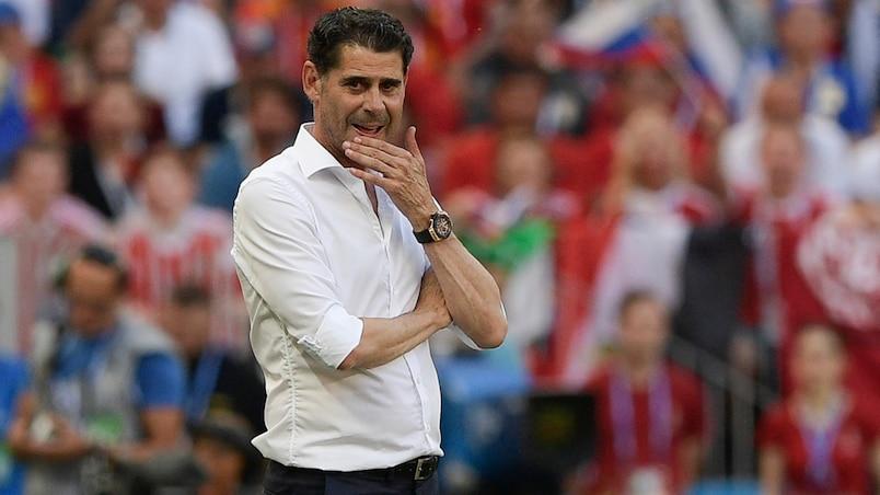 Fernando Hierro n'est plus sélectionneur de la Roja