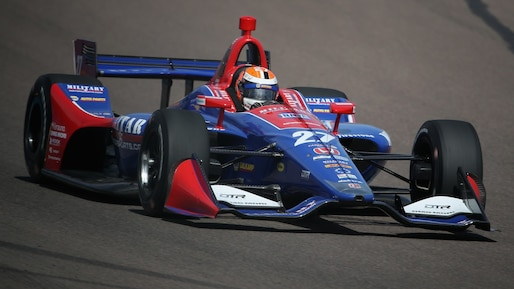 Long Beach: Rossi en tête, Pagenaud bien placé