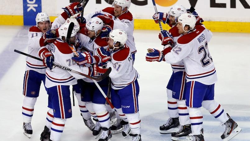 Le CH, l'équipe du Canada!