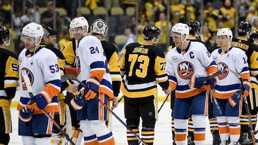New York Islanders v Pittsburgh Penguins - Game Four