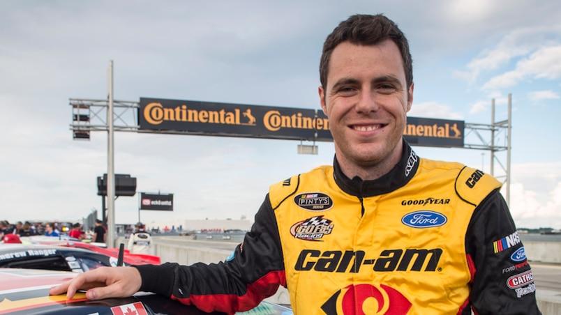 NASCAR: Alex Labbé prend du galon