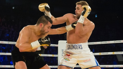 Billy Joe Saunders sera dépouillé de son titre