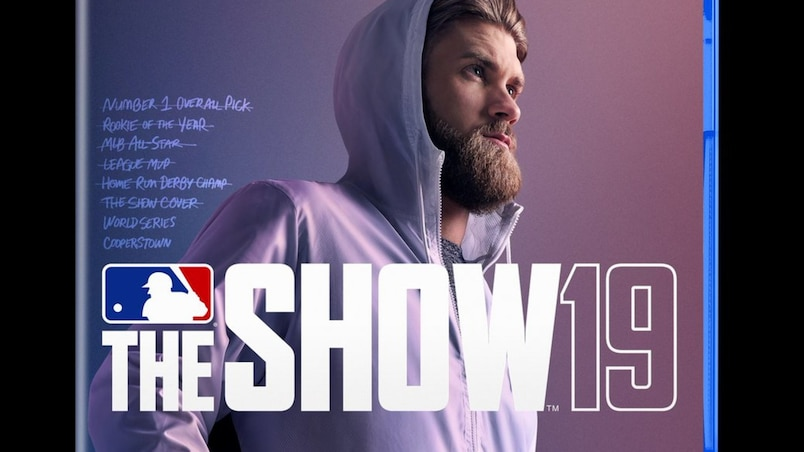 En vedette sur «MLB The Show 19», Bryce Harper maintient le suspense
