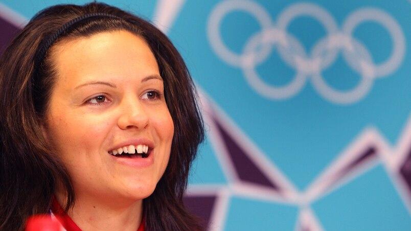 Christine Girard plus près de l'or olympique