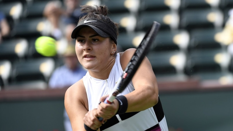 BNP Paribas Open - Day 3