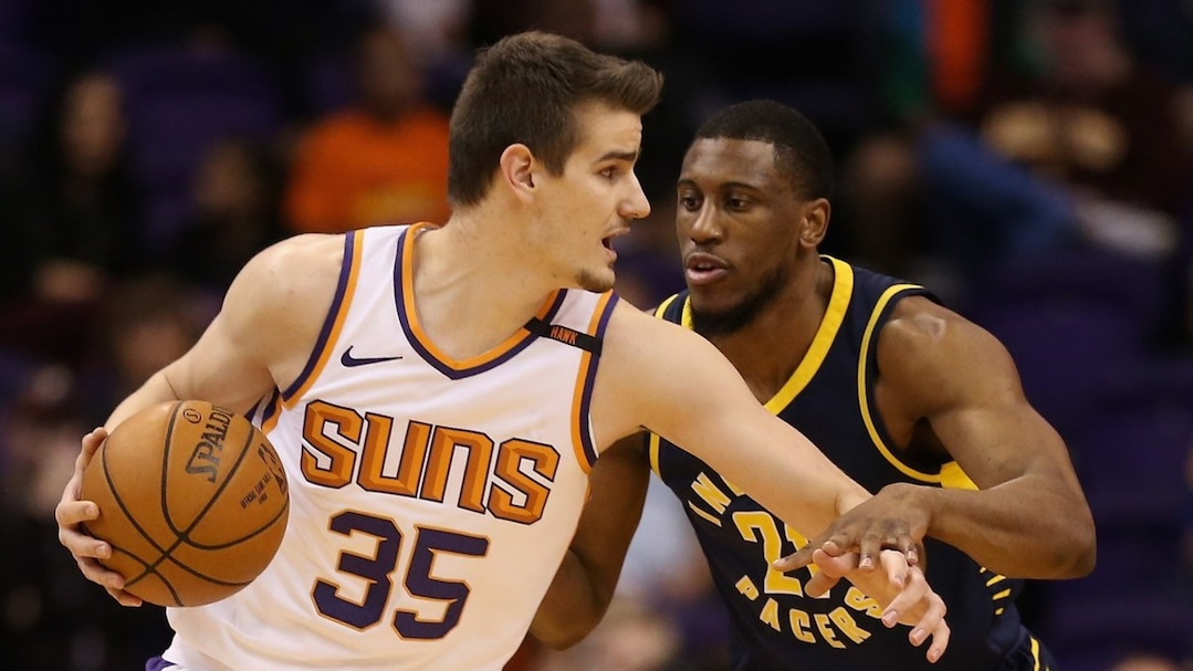 Indiana Pacers v Phoenix Suns