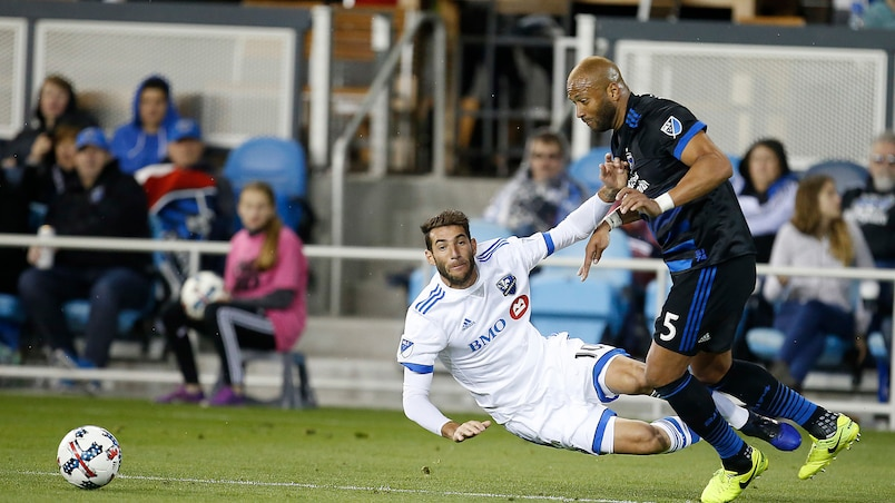 SPO-MATCH IMPACT DE MONTREAL VS EARTHQUAKES DE SAN JOSE