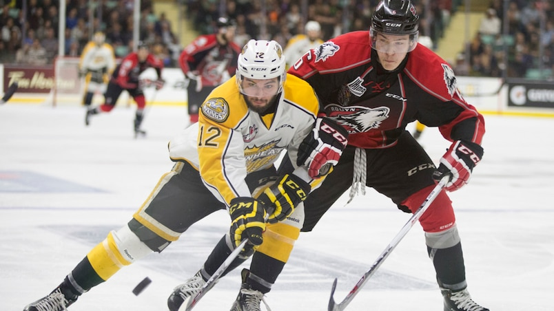 Brandon Wheat Kings vs Rouyn-Noranda Huskies Saturday May 21