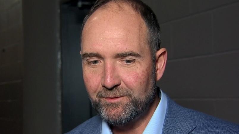 «Comme si Michel Bergeron entrait dans le vestaire des Canadiens»