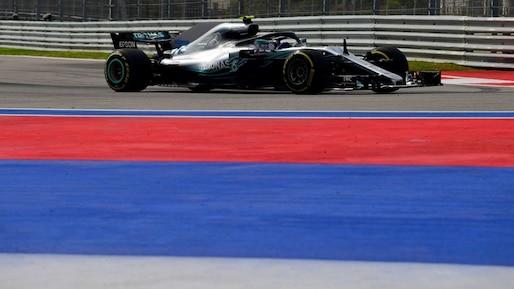 GP de Russie: Valtteri Bottas obtient la position de tête