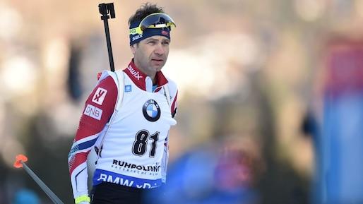Ole Einar Bjoerndalen prend sa retraite
