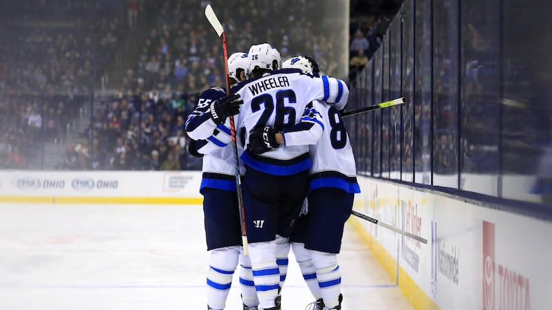 HOCKEY-NHL-CBJ-WPG/