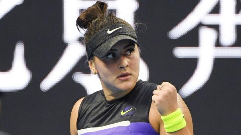 Gros test pour Bianca Andreescu sur TVA Sports