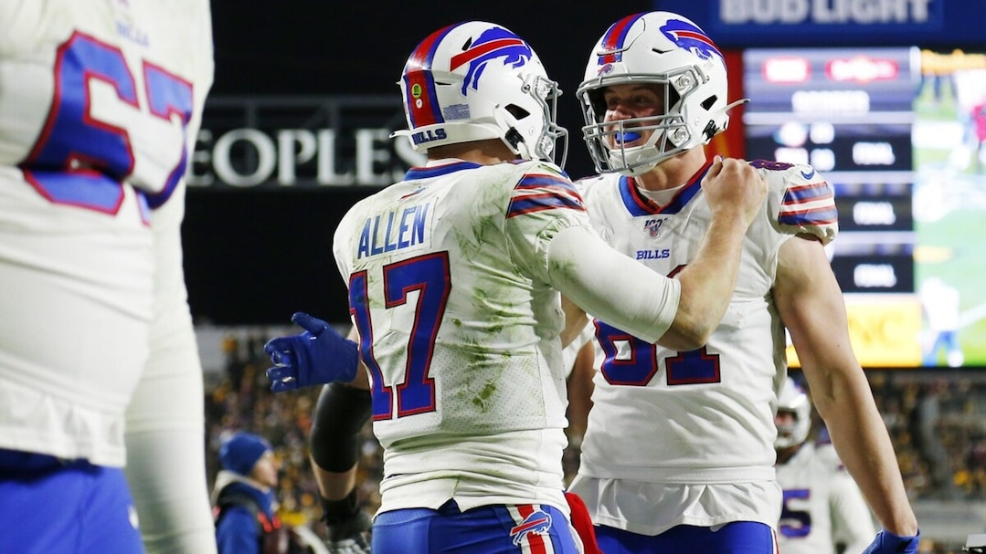 Buffalo Bills v�Pittsburgh Steelers