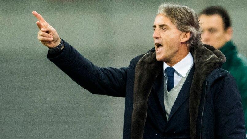 Roberto Mancini prochain sélectionneur de l'Italie