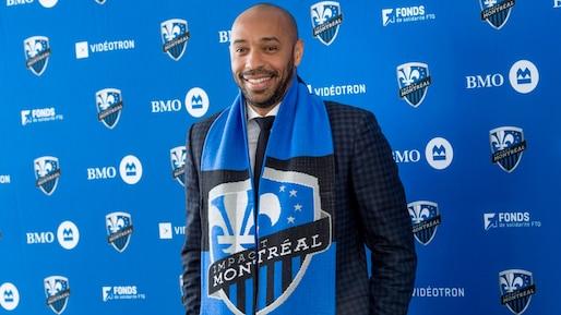 «J'espère que ce sera une grande aventure» - Thierry Henry