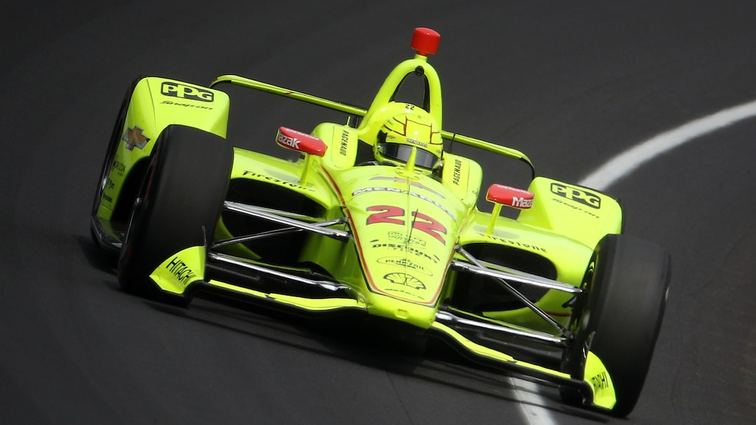 IRL-MOT-SPO-103RD-INDIANAPOLIS-500---CARB-DAY