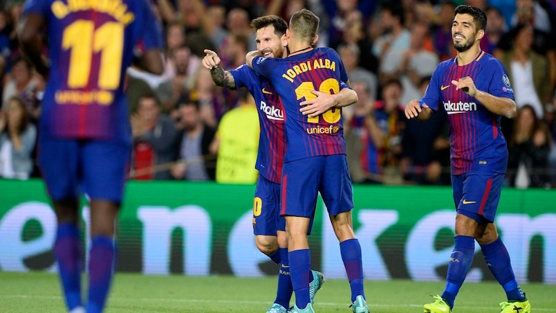 Le Barça prévoit un chiffre d'affaires record