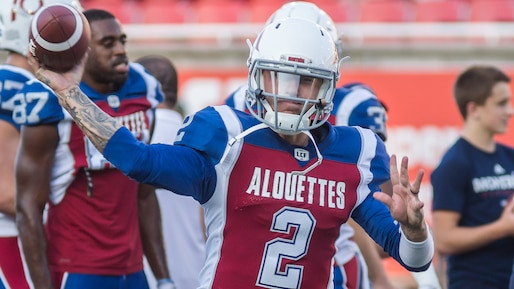 Johnny Manziel sera le partant vendredi